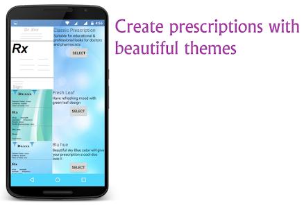 ReXi: E-Prescription Maker screenshot 6