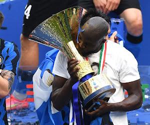 """Lukaku zal/mag niét vertrekken bij Inter: """"Conte had gelijk om ons tot deze investering aan te sporen"""""""