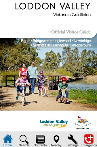 Loddon Valley Official Guide