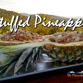 Stuffed Pineapple