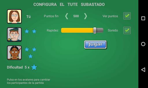 Tute Subastado 1.3.0 screenshots 4