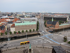Photo: View from palace tower