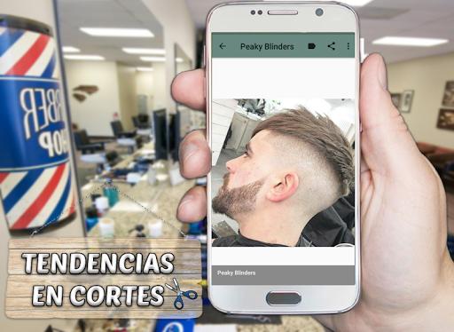 Haircuts Men 2019 ud83dudc88 1.0 screenshots 1