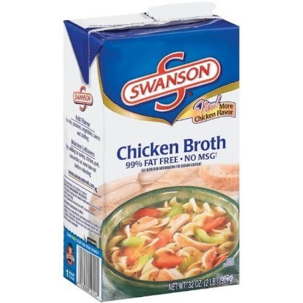 Add one cup of chicken brothAdd browned chickenSalt & pepper the chickenAdd one large...
