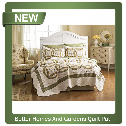 Better Homes And Gardens Quilt Patterns (app)