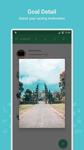 Thriv - Savings Goal Tracker screenshot 4