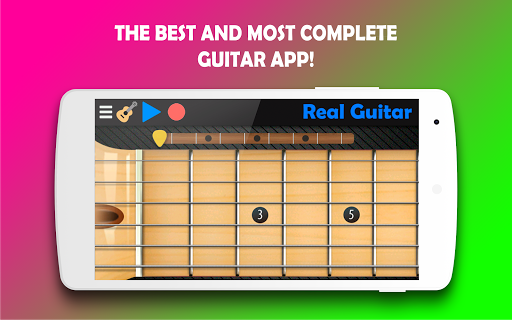 Real Guitar - Play the guitar never been so easy! 5.3 Screenshots 2