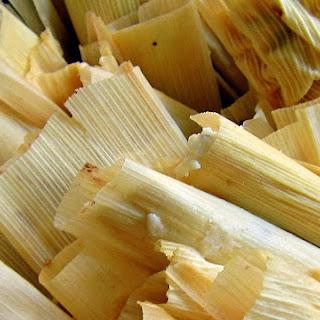 Quick Pressure Cooker Tamales Recipe