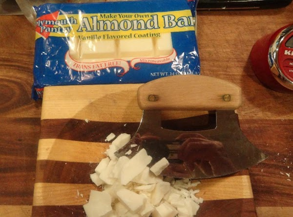 MAKE THE ICING Microwave the bark and oil in a small bowl 1 minute to...