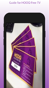Guide for HOOQ Free TV - náhled