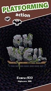 Oh Well - Single tap action platform game - náhled