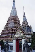 Photo: #014-Wat Pho (Le temple du Bouddha couché)-Bangkok