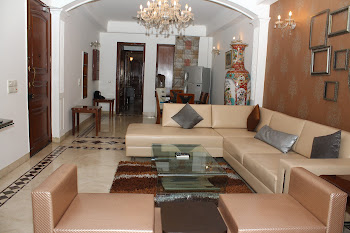 Safdarjung Serviced Apartment-New Delhi
