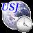 USJの待ち時間 logo