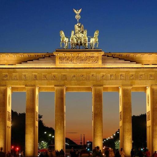 Brandenburg Gatein Berlin