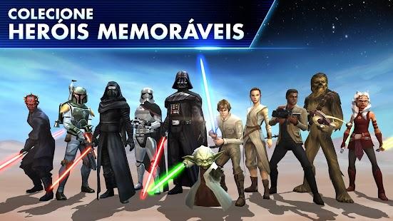 Star Wars: Galaxy of Heroes Imagen do Jogo