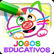Jogos de colorir desenhos Infantil Jogos para bebe