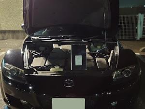 RX-8 SE3Pのカスタム事例画像 玉蔵さんの2021年01月25日21:28の投稿