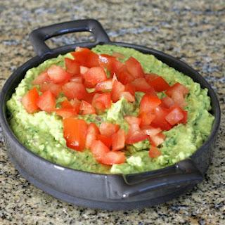 Basic Guacamole Dip or Spread.