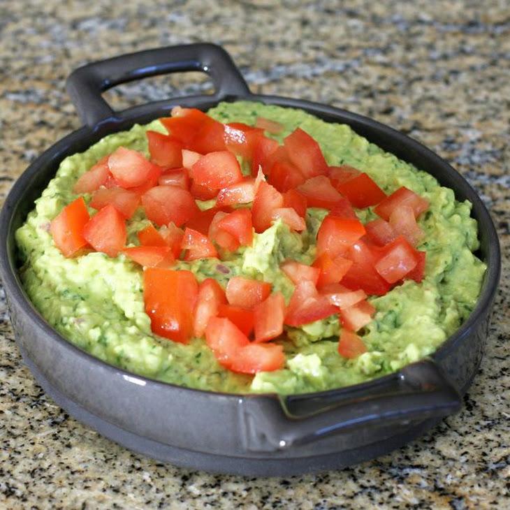Basic Guacamole Dip or Spread