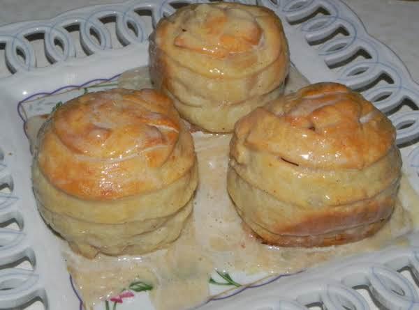 Peach Beehives Recipe