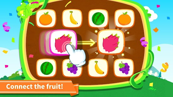 Baby Panda Learns about Fruit- screenshot thumbnail