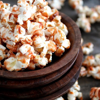 Cheerwine Caramel Corn