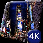 New York Time Square 4K Live