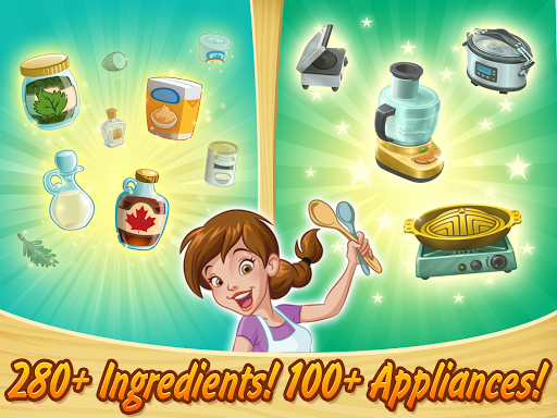 Kitchen Scramble: Cooking Game screenshot