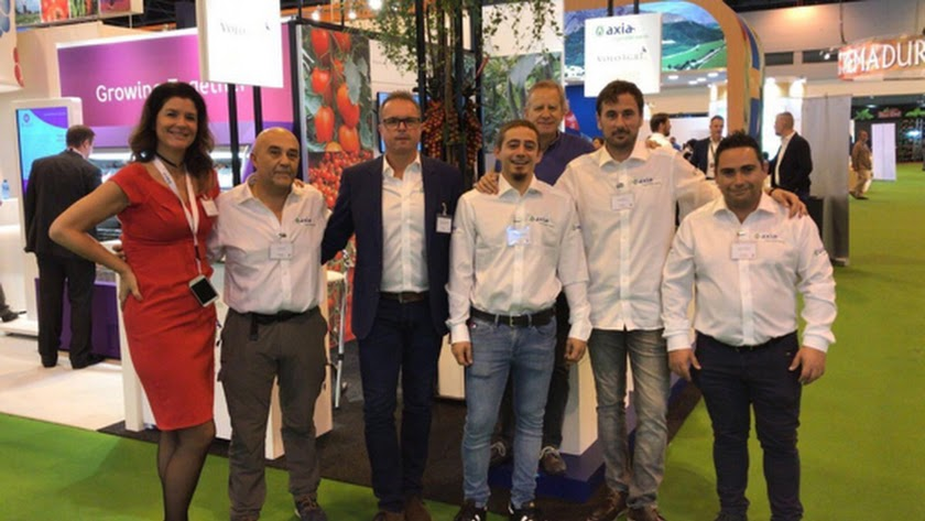 Zayintec y Grupo Voloagri traen nuevas variedades a la agricultura bajo abrigo