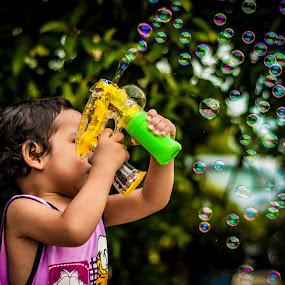 bubles gunner by Mohd hafizan Ilias - Babies & Children Children Candids