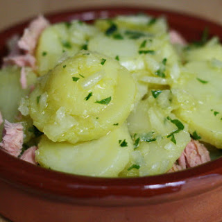 Patatas AliñAdas Recipe (Spanish Potato Salad) Recipe