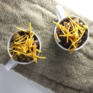 Crock Pot Chipotle Bean Chili