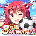 ビーナスイレブンびびっど!【美少女育成サッカーゲーム】 icon