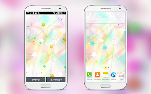 Lucky Star Glow Live Wallpaper - Android Apps on Google Play