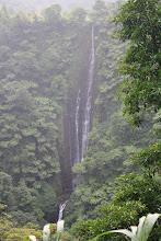 Photo: Waterfall, Samoa