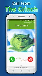 Call From The Grinch *OMG HE ANSWERED* - náhled