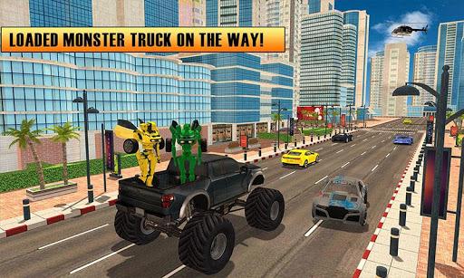 Robo运输者巨型卡车