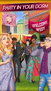 Party in my Dorm: College Life Roleplay Chat Game 5