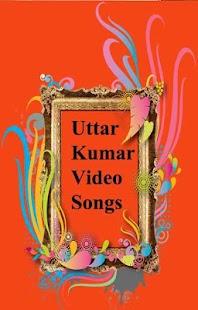 UTTAR KUMAR VIDEO SONGS - náhled