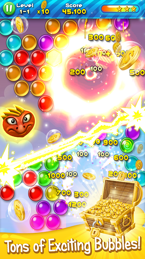 Bubble Shooter 2- screenshot