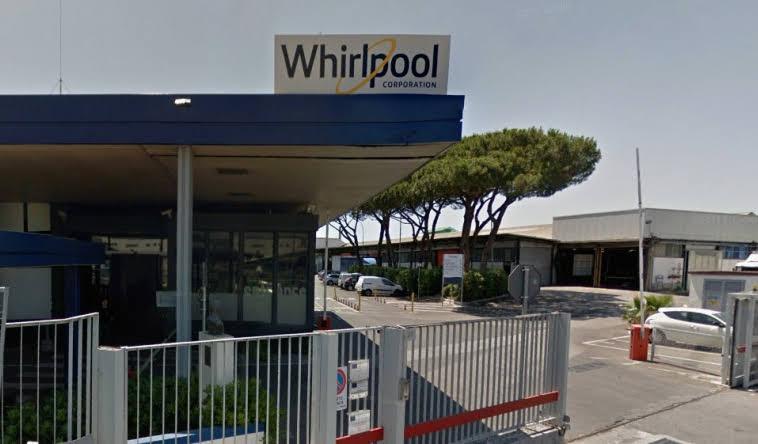Stabilimento Whirpool di Napoli