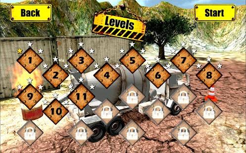 Construction-Truck-3D 5