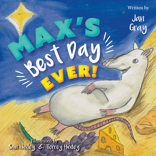 Max's Best Day Ever! cover
