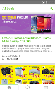 TakePrize Deal Diskon Promo screenshot 0