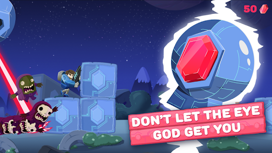 Ruby Run: Eye God's Revenge- screenshot thumbnail