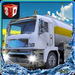 3D Water Truck Simulator