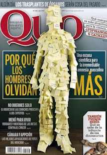 QUO Revista - screenshot thumbnail