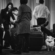 婚礼摄影师Moana Wu(MoanaWu)。10.03.2018的照片