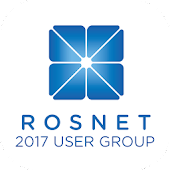 2017 Rosnet User Group Meeting